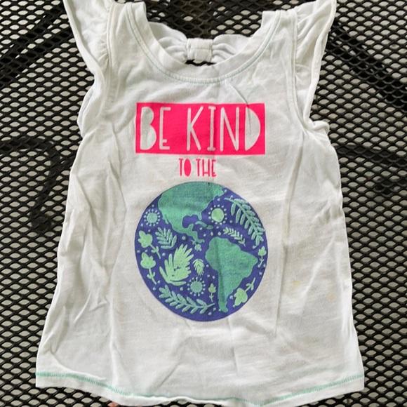 Cat & Jack Be Kind World Tank